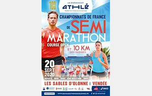 ANNULATION Des France de semi-marathon