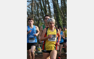 Départemental de Cross 2018